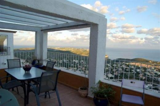 Apartment / flat for sale in Benitachell