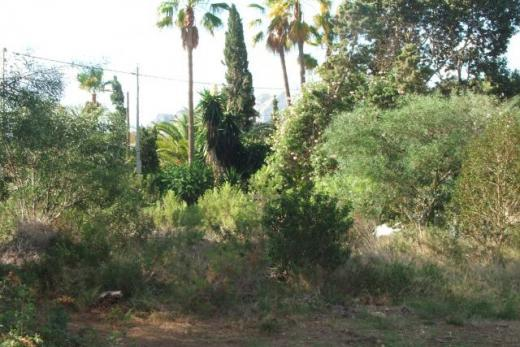 Plot with sea view for sale in Benissa