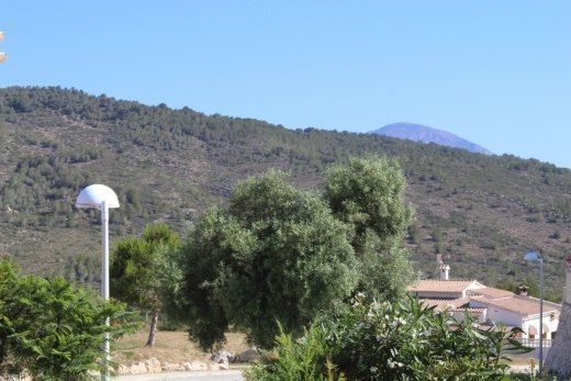 Plot for sale in Benitachell Los Molinos