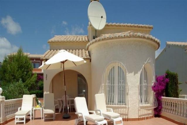 Villa for sale in Benitachell, private pool, ...