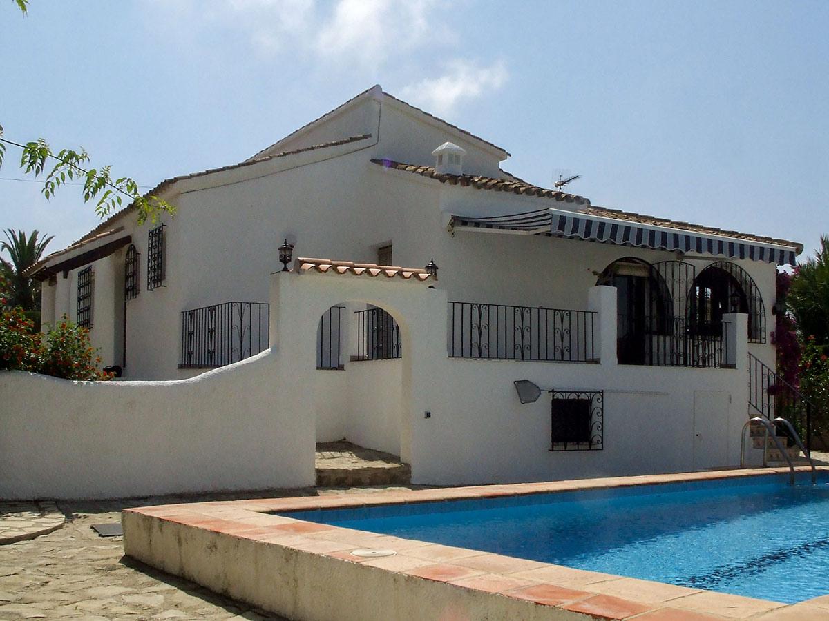 Droomhuis La House : Reforms in moraira with villas buigues